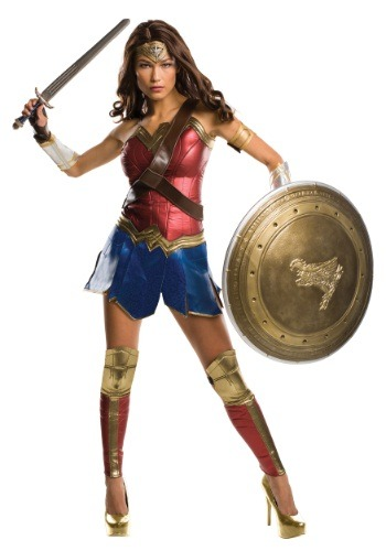 Women's Grand Heritage Dawn of Justice Wonder Woman Costume - $249.99