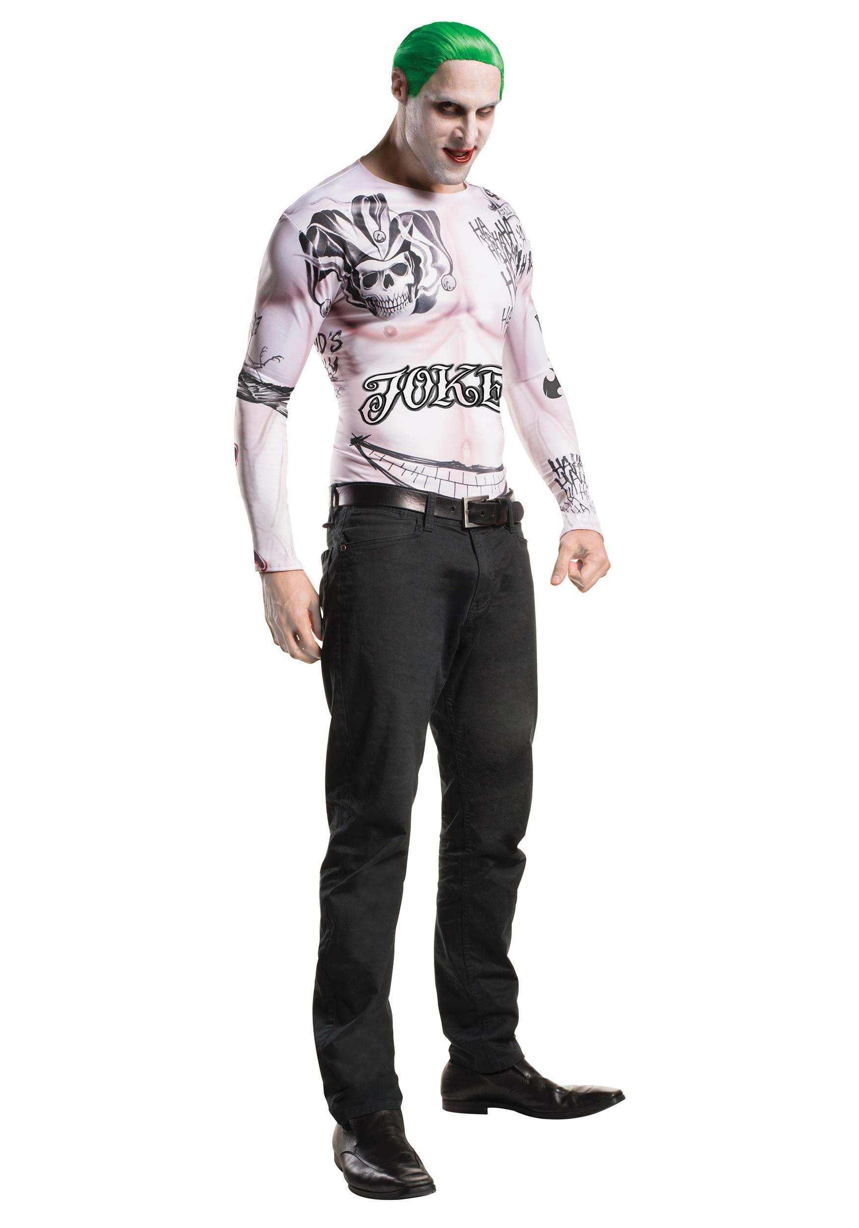 Image result for joker costume kit
