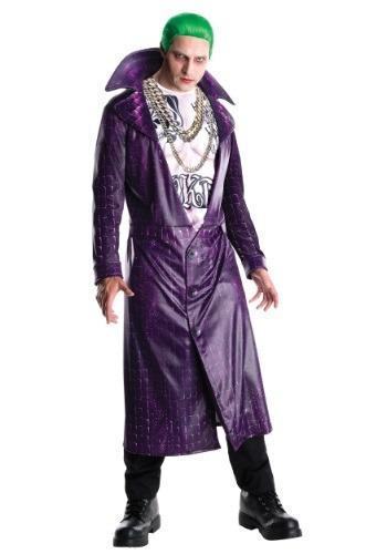 Deluxe Suicide Squad Joker Costume - $59.99