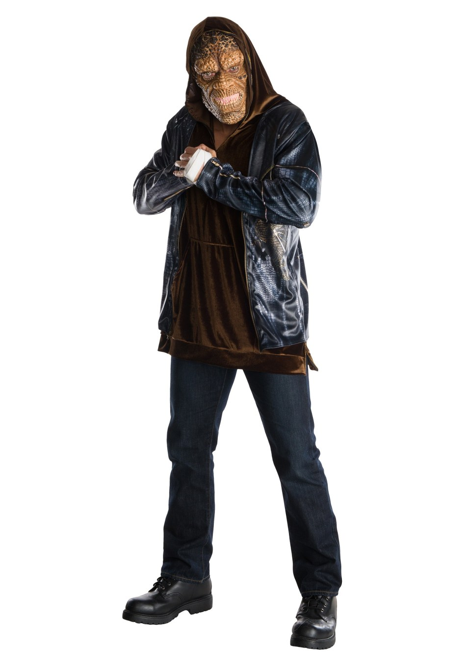 Deluxe Suicide Squad Killer Croc Costume - $59.99