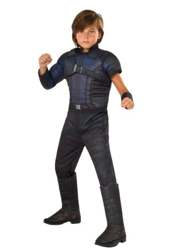 Boys Civil War Hawkeye Deluxe Costume - $39.99