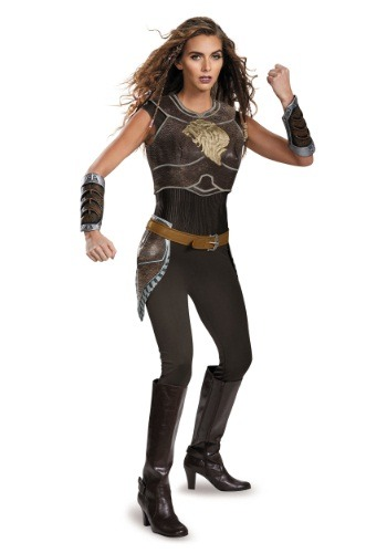 warcraft the beginning costumes - Adult Garona Deluxe Costume - $79.99