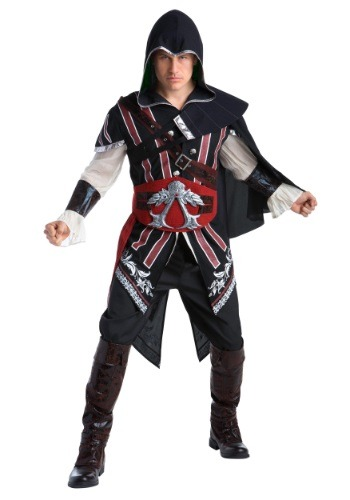 Assassins Creed: Ezio Deluxe Adult Costume - $44.99