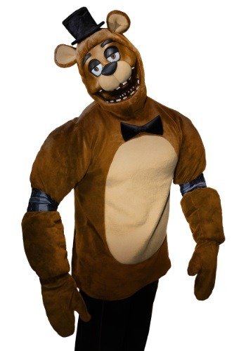 Five Nights At Freddys Adult Freddy Costume