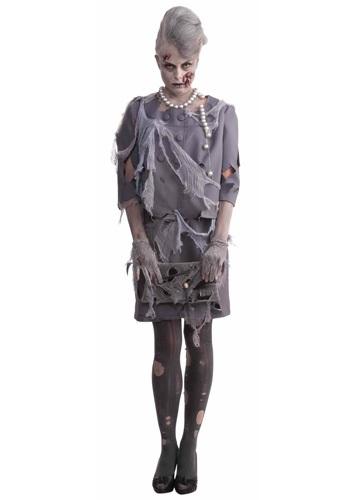 Zombie Woman Costume