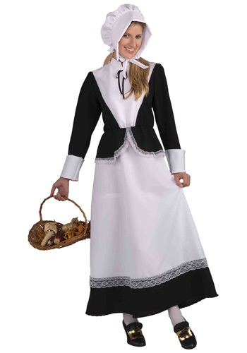 Women's Pilgrim costumes