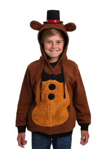 Kids Five Nights at Freddys Costume Hoodie