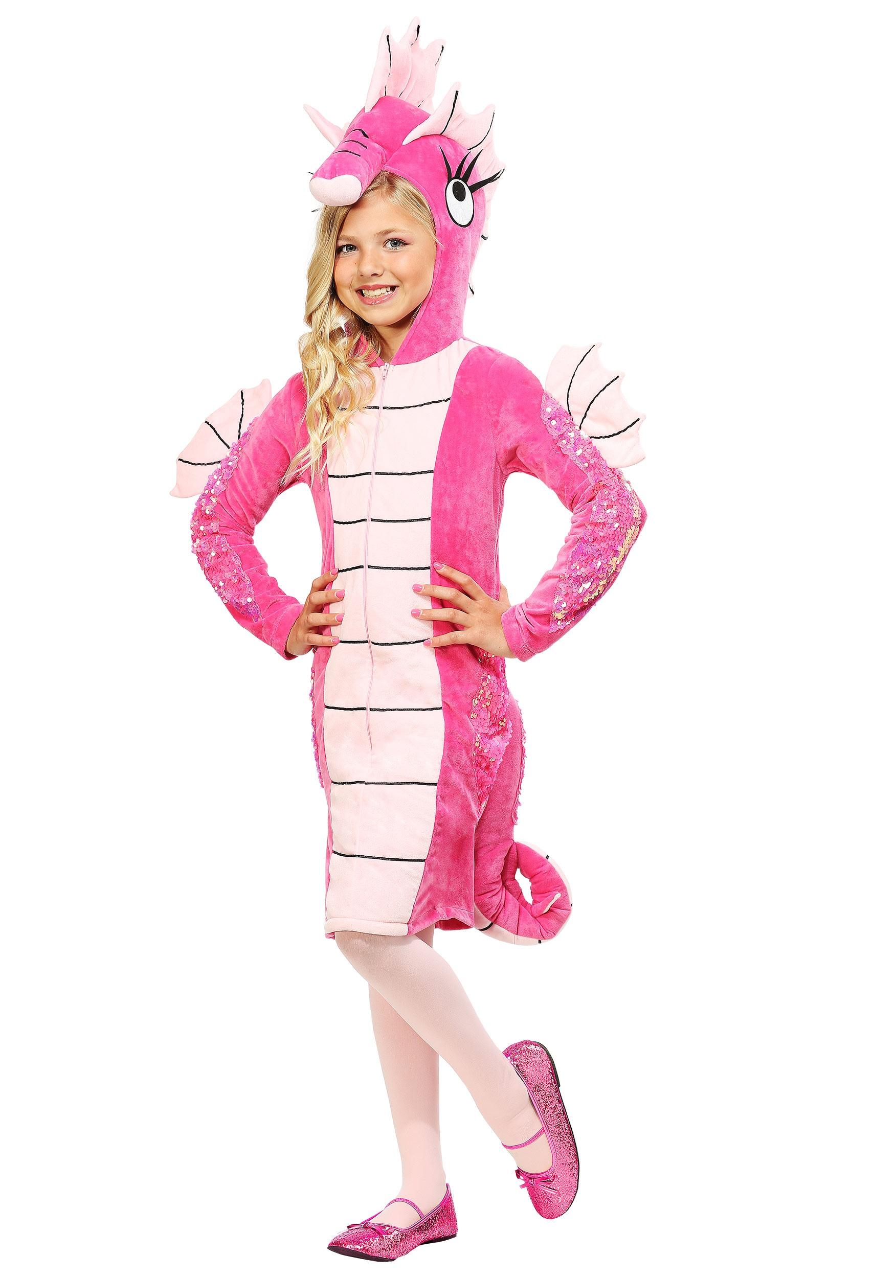 Beautiful Lia39s Crafty Journey A Seahorse Costume