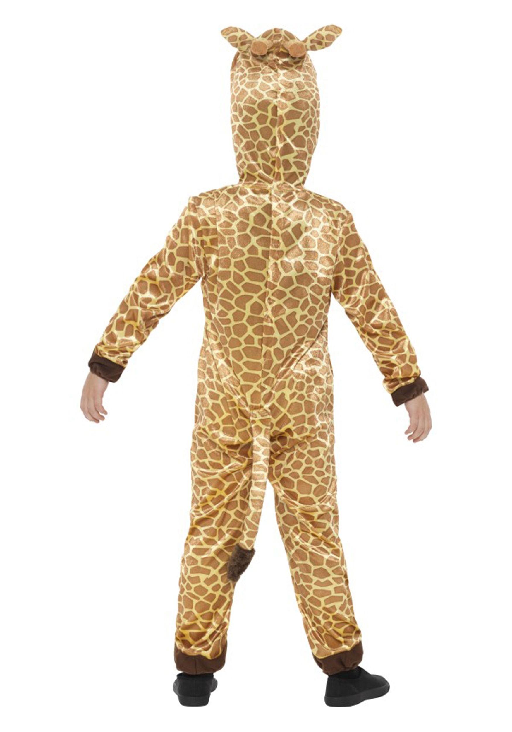 Giraffe Kids Costume