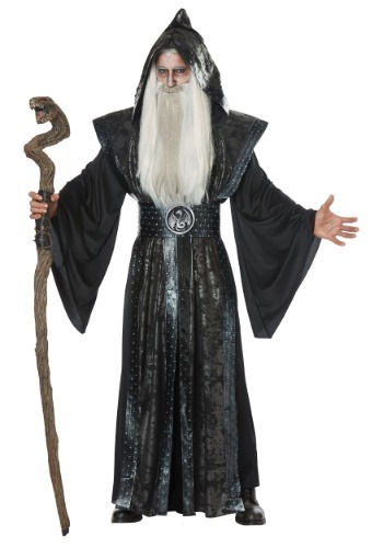 Dark Wizard Mens Costume