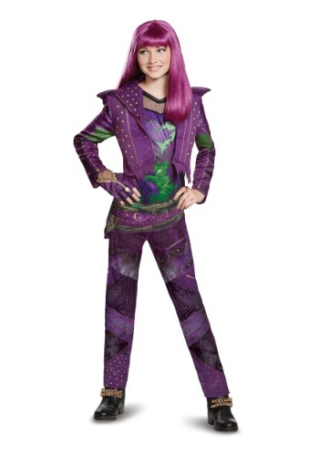 Descendants 2 Mal Child Deluxe Costume
