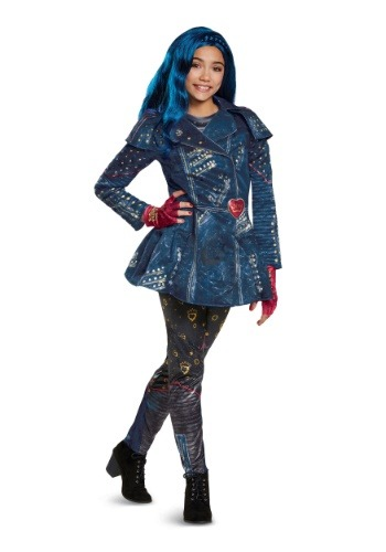 Descendants 2 Evie Deluxe Costume for Girls