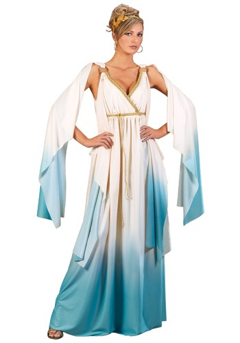 Women's Greek Goddess Costume - $34.99
