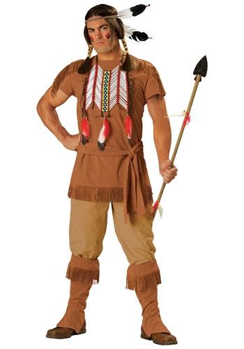 Indian Brave Costume - $99.99