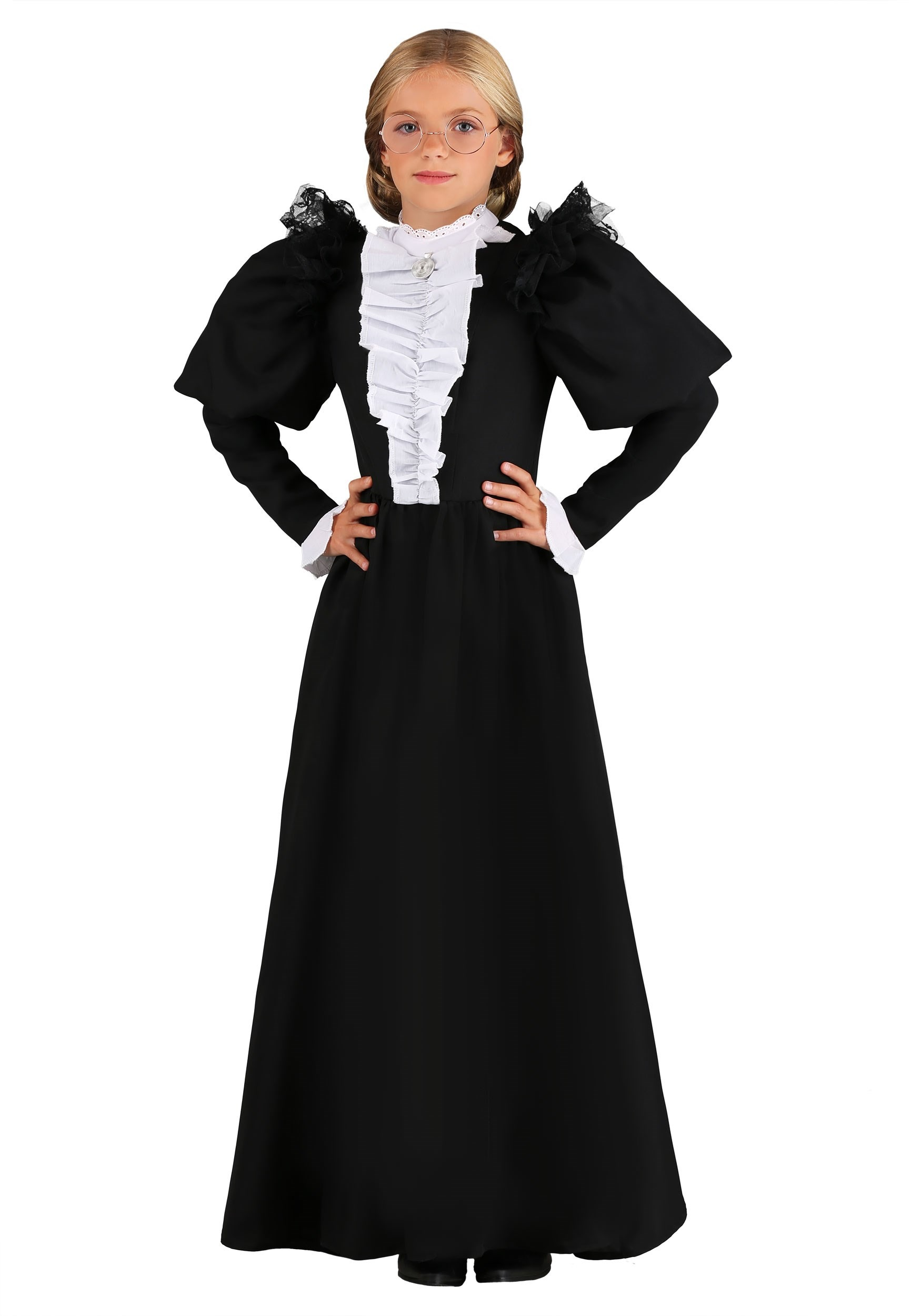 Susan B Anthony Costume For Girls