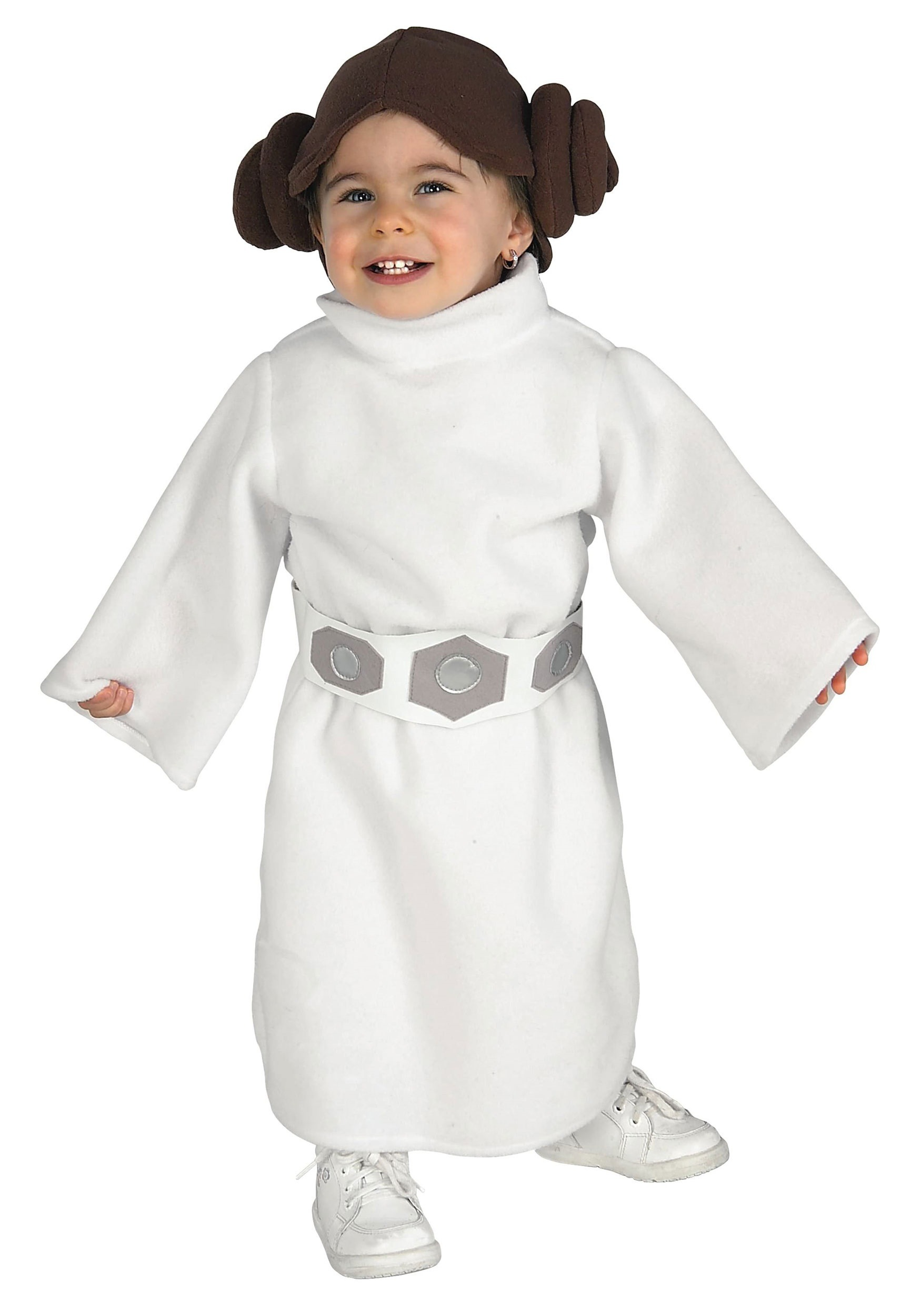 Princess Leia Costume For Toddlers