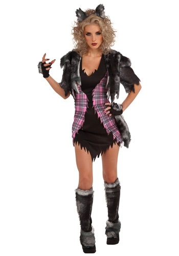 Sexy She Wolf Costume - $39.99