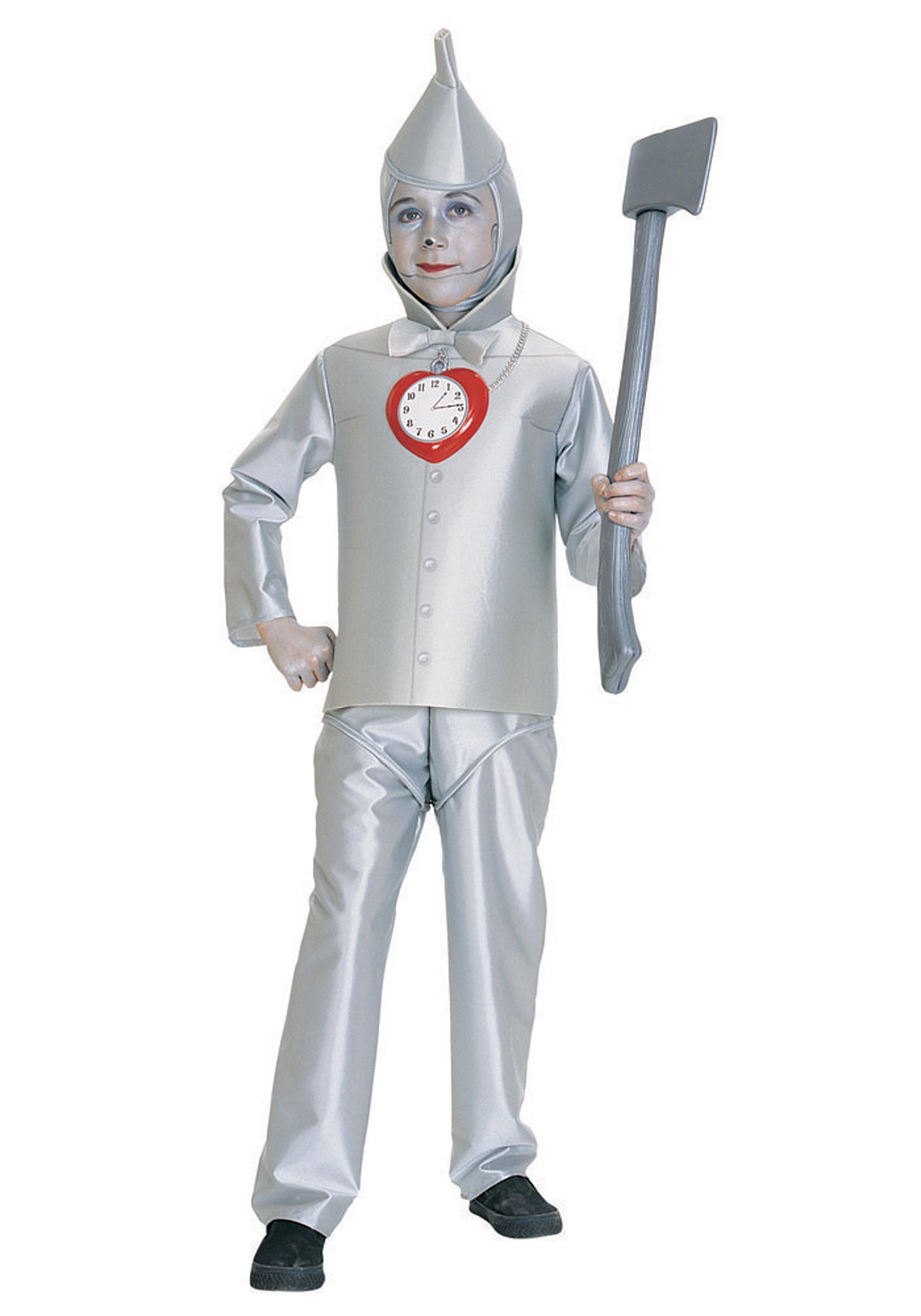 Face Wizard Oz Tin Woodsman