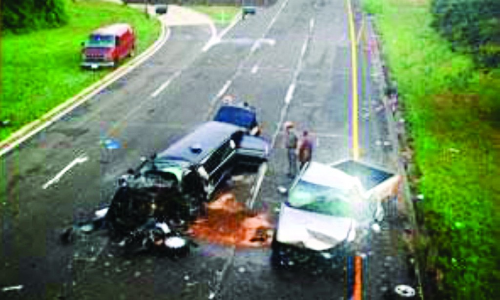 Drunk Driver Collides With Wedding Limo Officer Makes Horrific