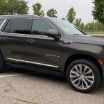 Auto Review 2021 Gmc Yukon Denali Suv Scales New Heights Of Luxury Hamodia Com
