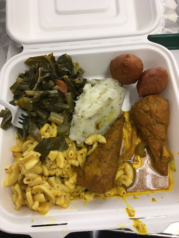 Harlem Soul Food Buffet