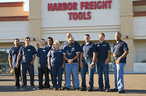 Harbor Freight Tools - Core Principles