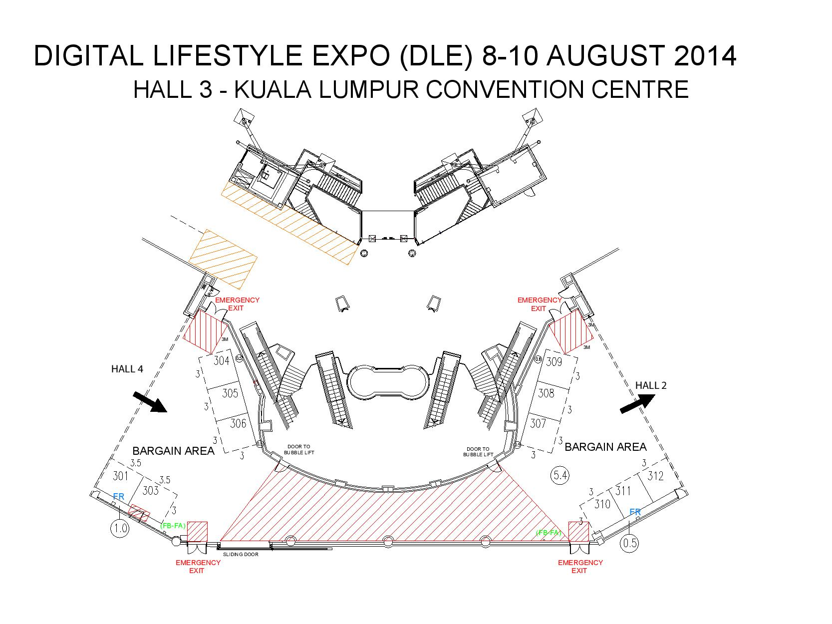 Digital Lifestyle Expo Dle