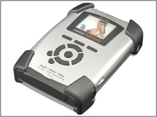 Old MP3 player