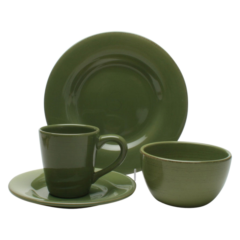 Tag Sonoma Earthenware Dinnerware Collection Set Of 16