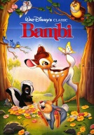 Bambi (1942) Poster