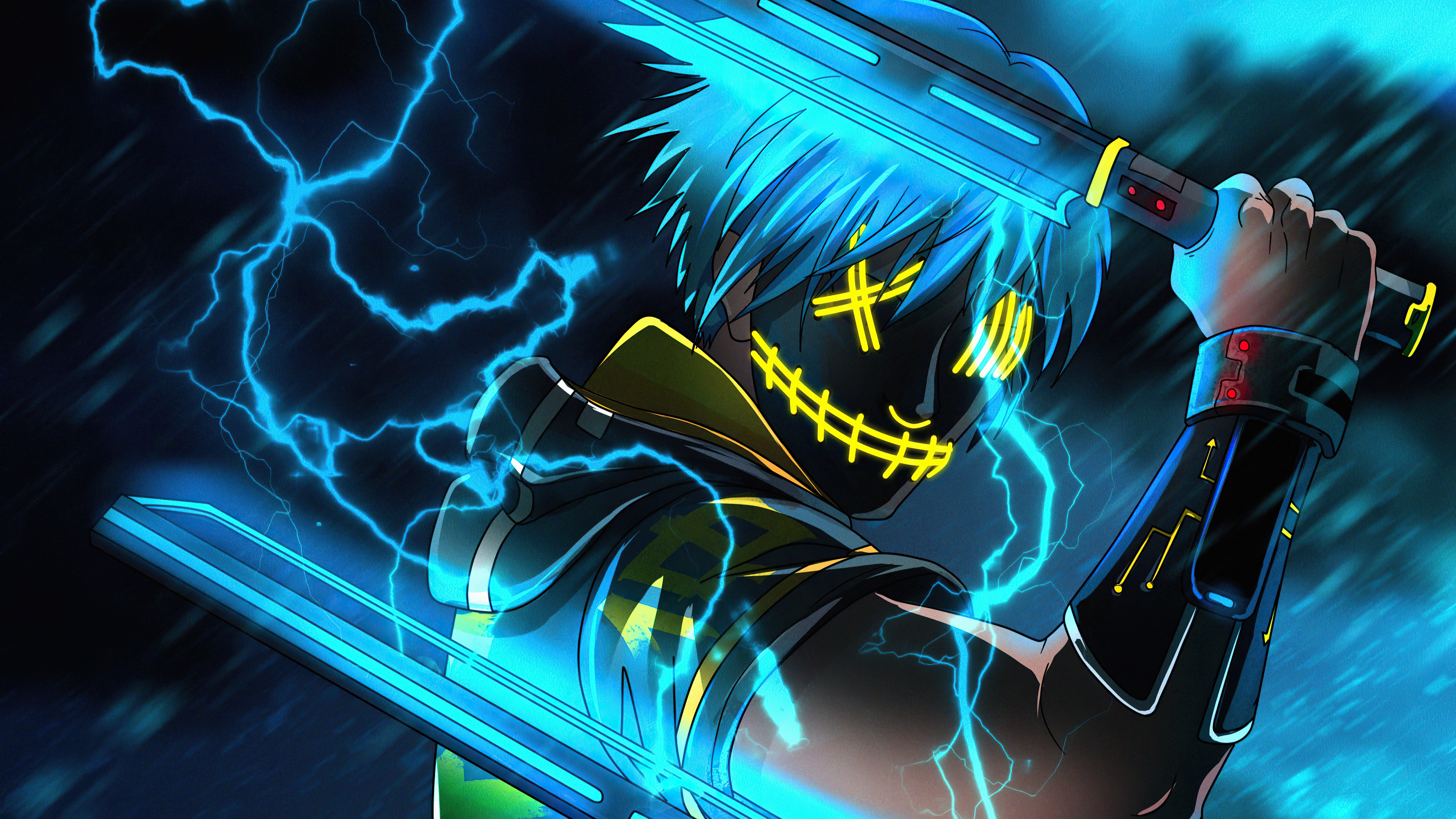 Anime Ninja 4k Hd Anime 4k Wallpapers Images Backgrounds Photos And Pictures