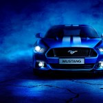 Blue Ford Mustang Hd Cars 4k Wallpapers Images Backgrounds Photos And Pictures