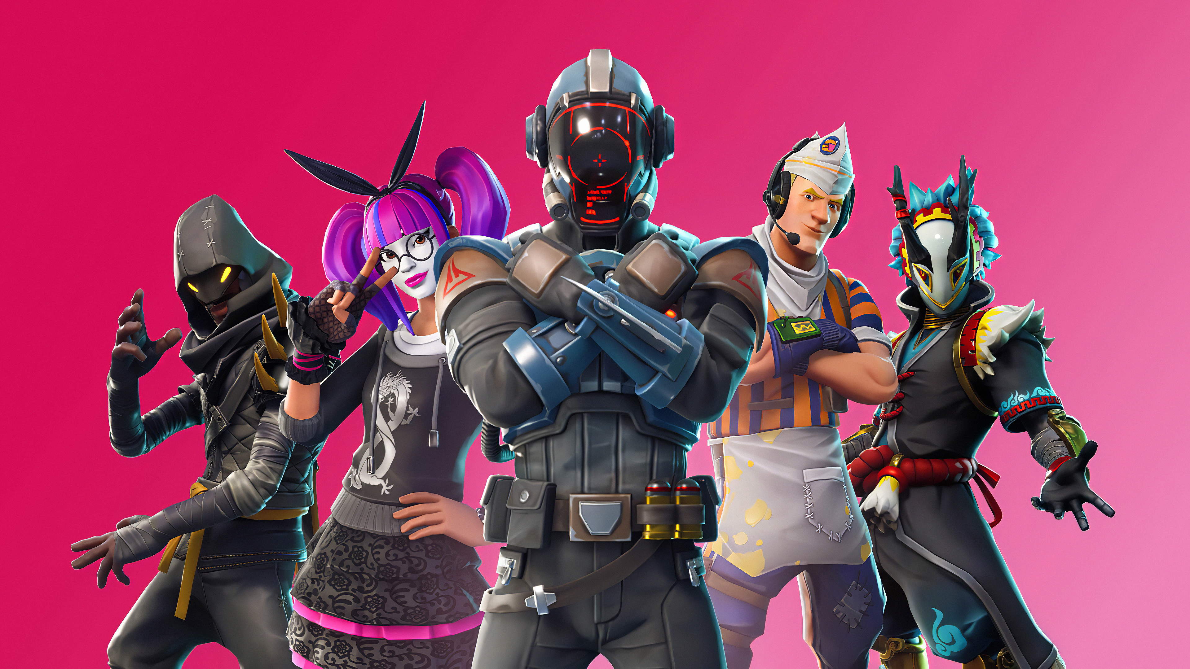 Fortnite Skins 4k Hd Games 4k Wallpapers Images Backgrounds Photos And Pictures