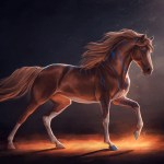 Horse Digital Art Hd Animals 4k Wallpapers Images Backgrounds Photos And Pictures