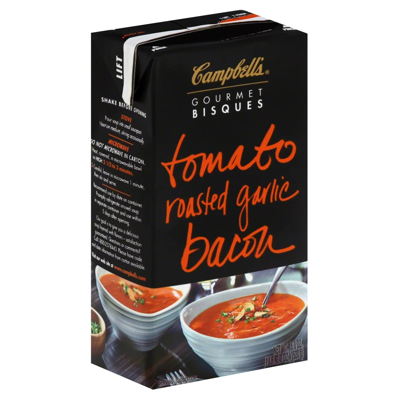 gourmet tomato roasted garlic