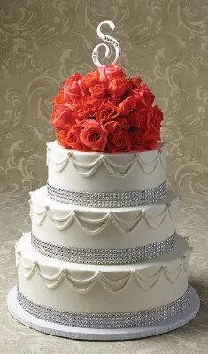 Elegant Wedding Cake Pictures On Cakes With Ideas Simple And Clean Designs 17