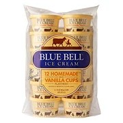 Blue Bell Birthday Cake Ice Cream Cups Shop Ice Cream At H E B