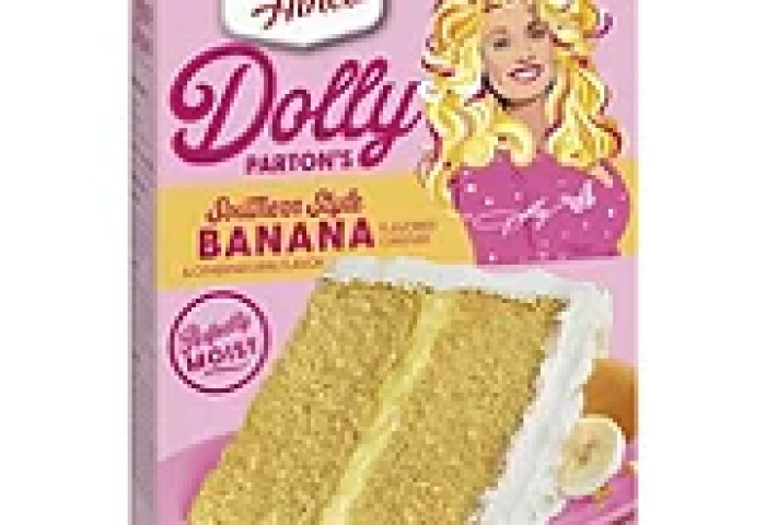 Duncan Hines Moist Deluxe Banana Supreme Premium Cake Mix Shop