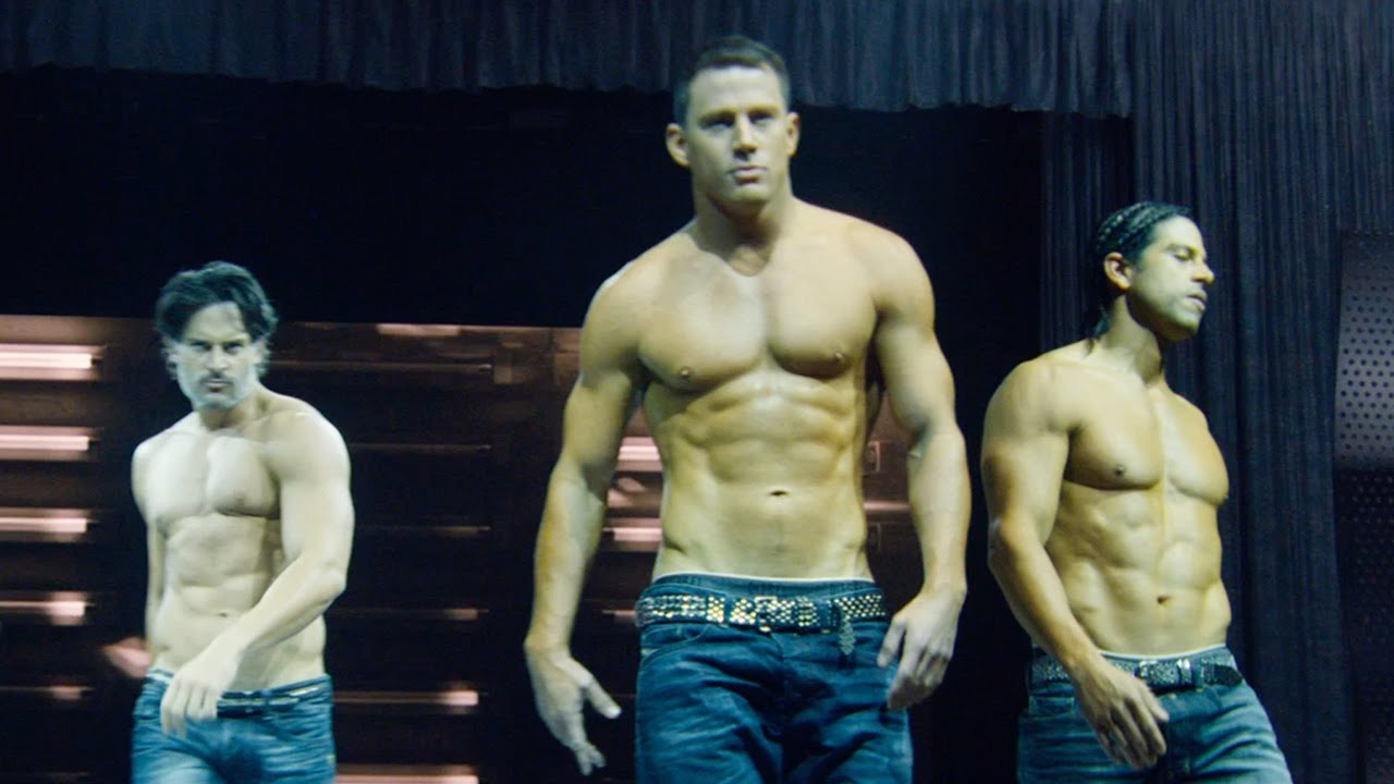Channing Tatum Announces Magic Mike Live Is Coming To