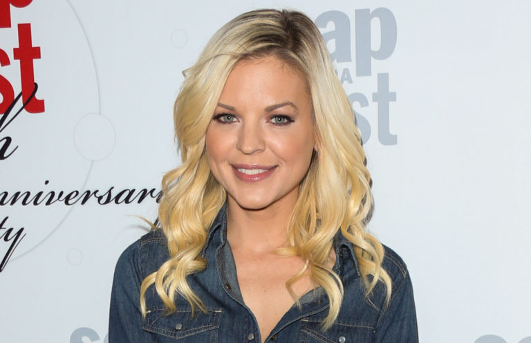 Kirsten Storms Aka Zenon Just Explained Why She Has To