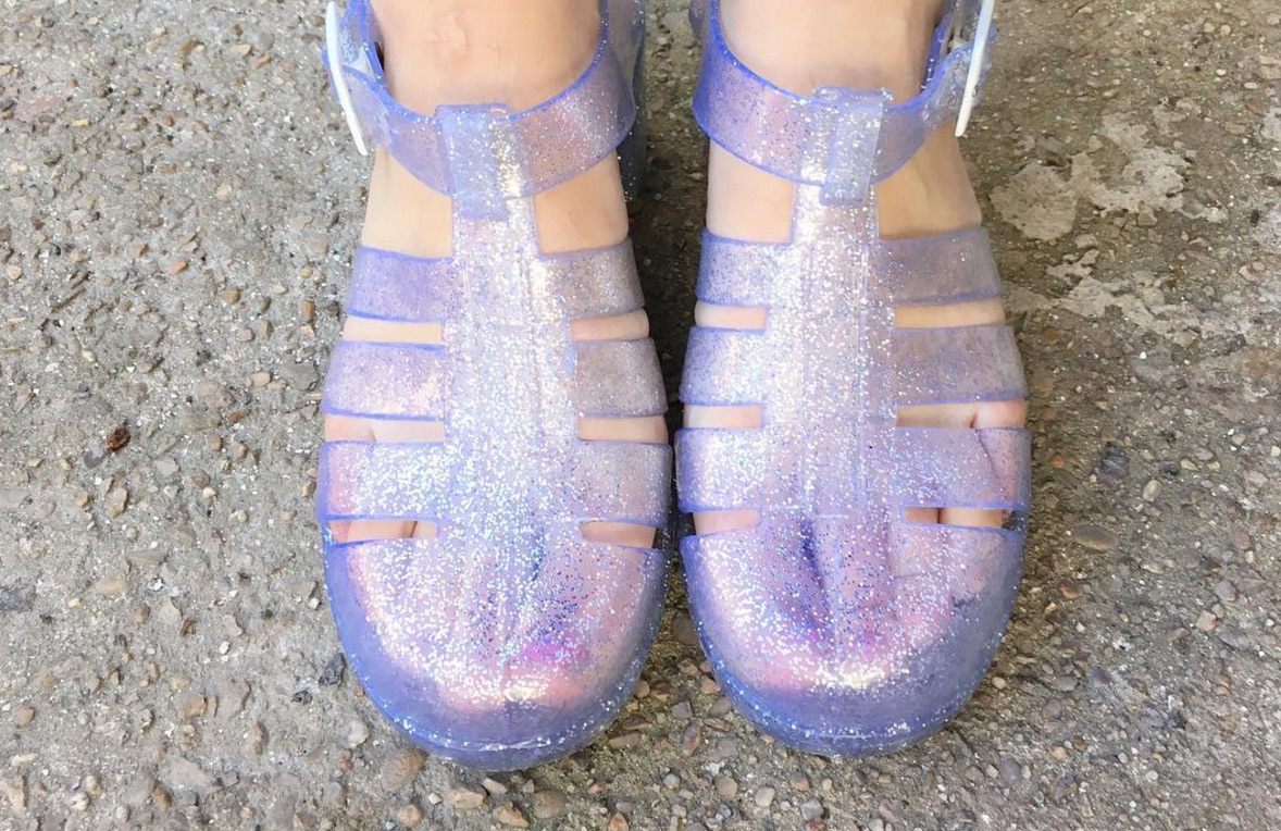 Jelly Sandals Are Back And Heres Where To Get Them