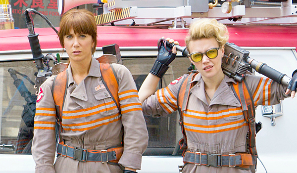One Of The Main Ghostbusters Characters Is Probably Gay