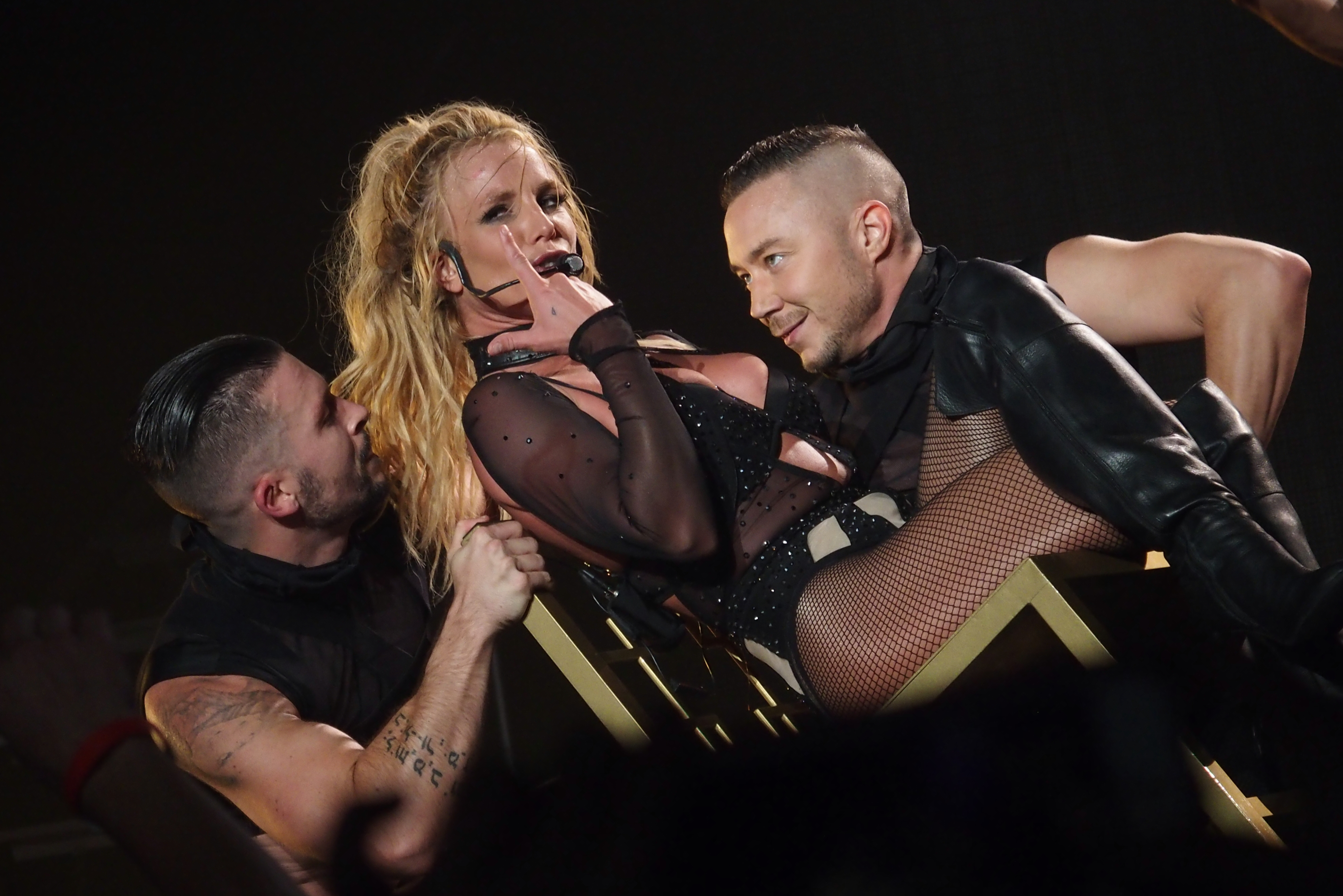 Britney Spears Glory Album Cover Art Is Making Some