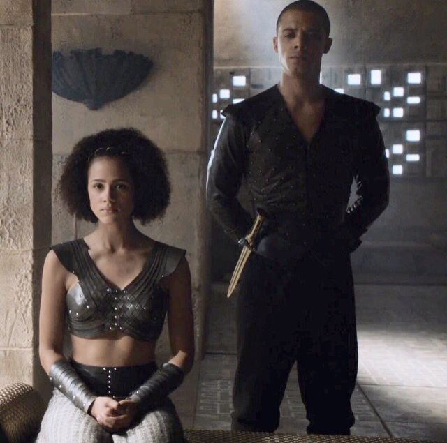 You Need To See What Missandei Is Wearing In These Game