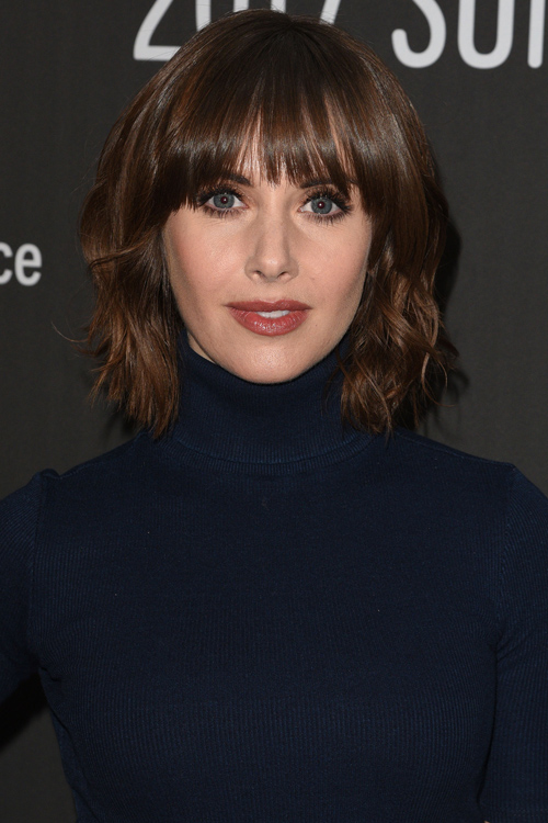 Alison Brie Looks Like A Totally Different Person At