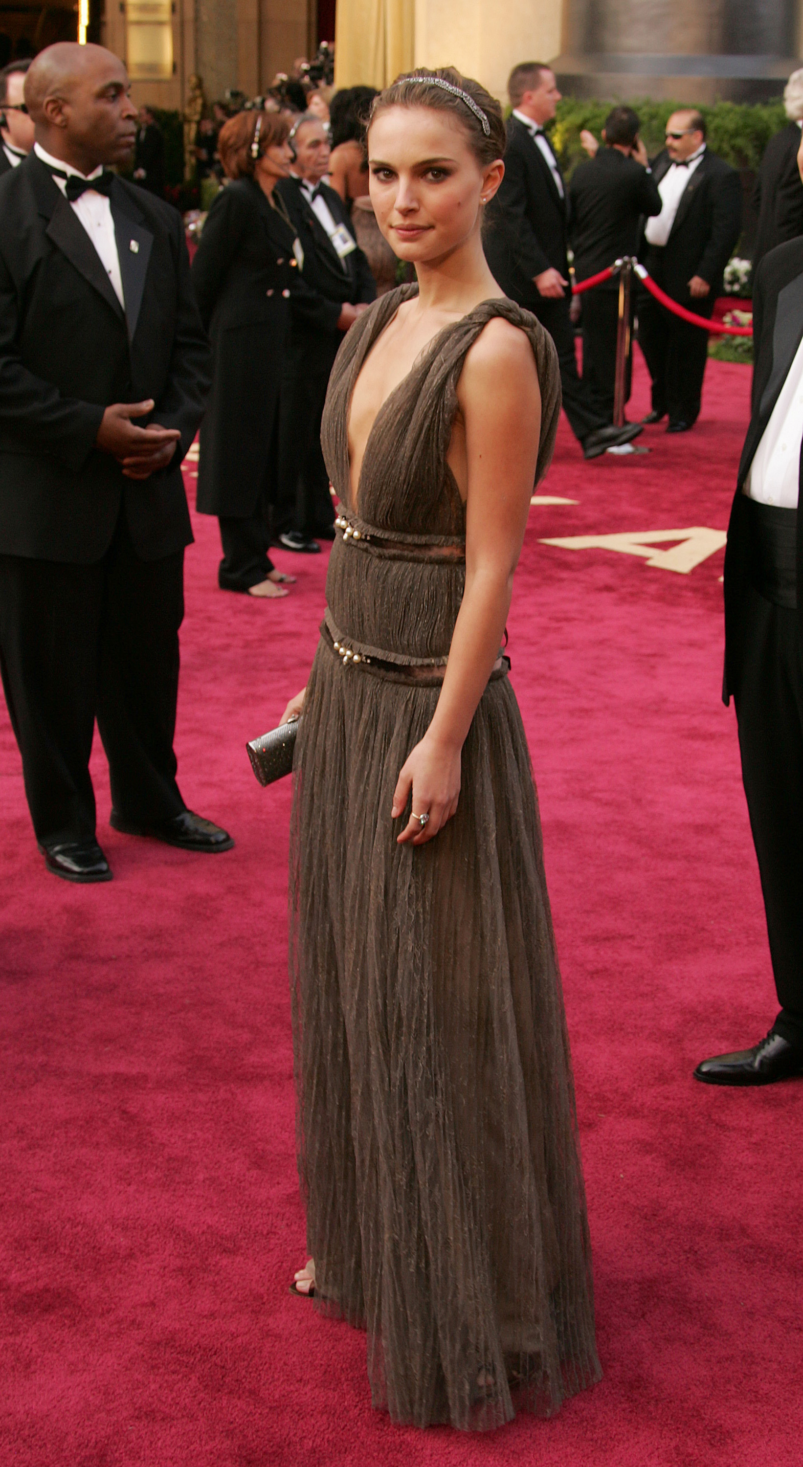 You Need To See These Pics Of Natalie Portman At Her First