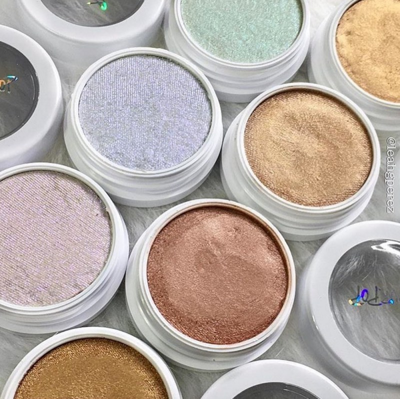 Get ready to rock a soft, rosy glow because ColourPop's CEO shared a sneak peek of new highlighters