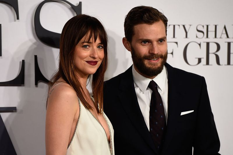 """And here we have Jamie Dornan talking about making sex noises while shooting """"Fifty Shades"""""""