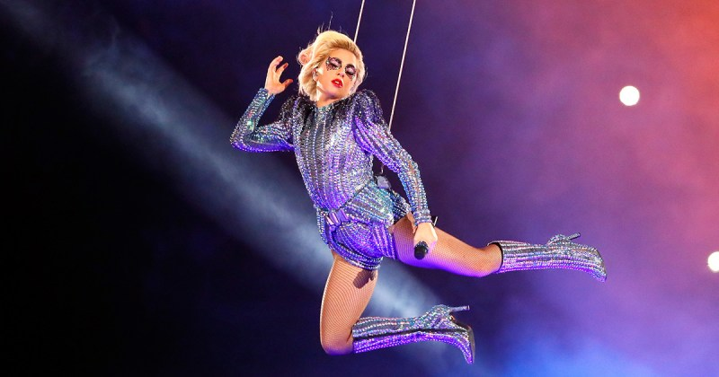 Lady Gaga's isolated vocals from the Super Bowl prove that she's a singing superhero