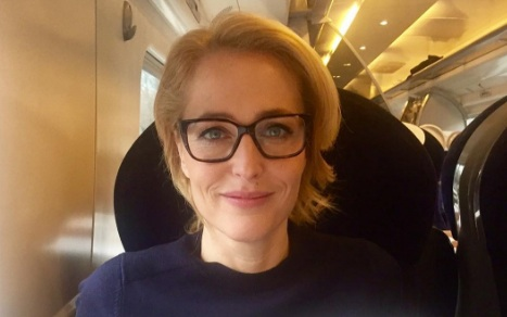 Gillian Anderson Just Opened Up About Her Struggle With